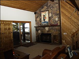 Vaulted Ceilings - Fabulous Mountain & Ski Resort Views (7657), Park City