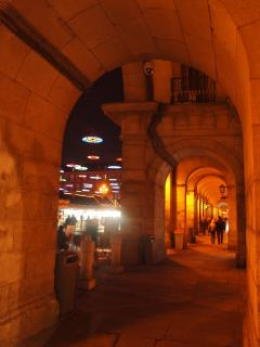 Plaza Mayor Arch
