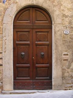 Front Door to the Palazzo