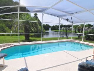 CHATHAM PARK (2689CC) - Charming 3BR 2BA Pool Villa, overlooking lake, Games, Kissimmee