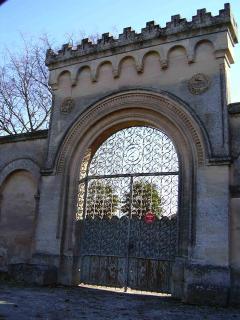 Juarres gate