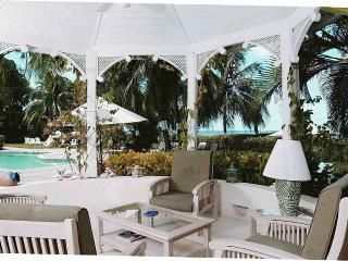 Solandra, Emerald Beach #1 at Gibbs Beach, Barbados - Beachfront, Gated Community,  Pool, Gibbes
