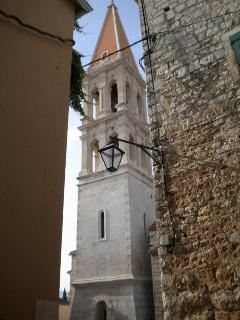 The cathedral in Stari Grad