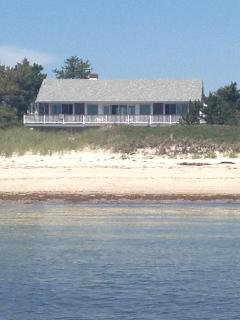 View from Nantucket Sound