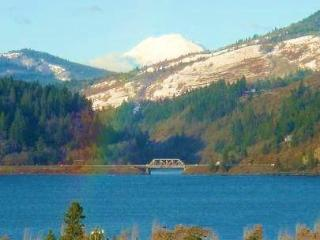 Gorge's Best Viewhouse, downtown HR, VIEWS !, Hood River
