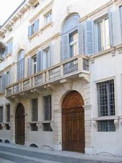 Palazzo's facade