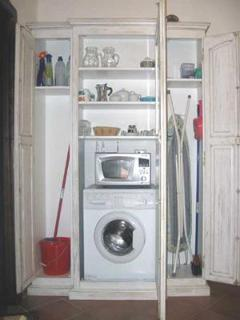 wash machine, microwave and other