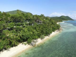 Villa 4 The Headland, Beachfront Villa in Taling Ngam, Samui