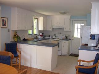 Kitchen View from Dining Room