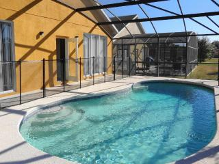 Spectacular southwest facing heated pool for all day sun