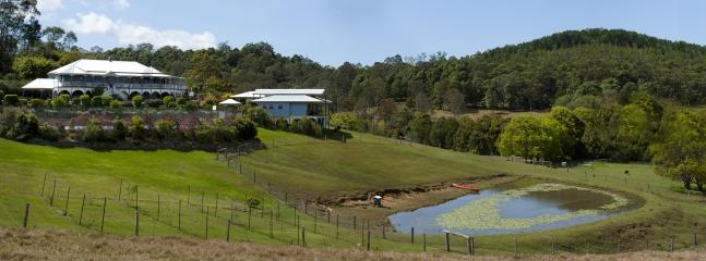Jacaranda Creek Farmstay & B&B on 23 acres 800 metres from Eumundi Markets