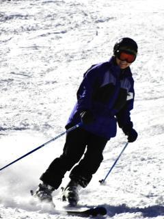 world class ski Mtn.