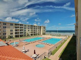 Sea Coast Gardens III 312, Oceanfront Comfort!, New Smyrna Beach