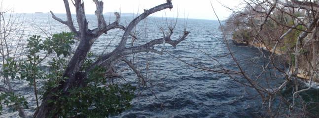 Caracol Bay panorama
