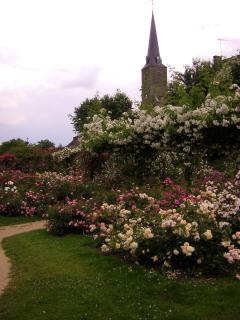 The Rose Garden, Lassay Les Chateaux