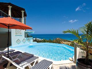Alexina's Dream at Happy Bay, Saint Maarten - Ocean View, Pool, Walk to Beach