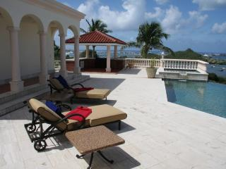 Les Jardins De Bellevue at Bellevue, Saint Maarten - Panoramic Views, Walk to Marigot and Marina Roy