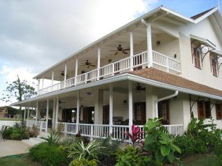 Large villa with 50ft pool in Samaan Grove Tobago