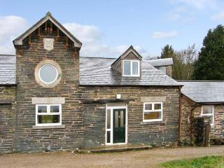 HENDRE ALED COTTAGE 2, family cottage, with three bedrooms, and open plan