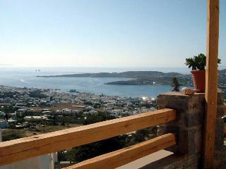 Parikia Paros seaview private Villa