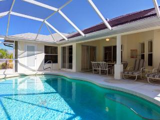 Villa with Family Room and South West Facing Pool!