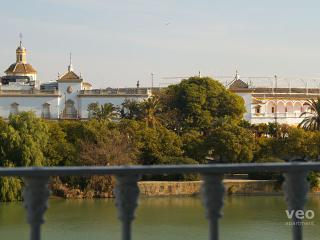 Betis No. 2 | 2-bedrooms, river views, parking, Seville