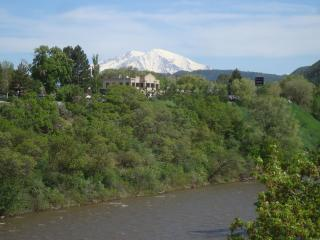 MT SOPRIS CONDO: CORPORATE EXTENDED STAY WHITEWATER RAFTING SKIING DOWNTOWN