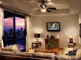 3 bedroom ocean view condo at Bahia Encantada, Jaco