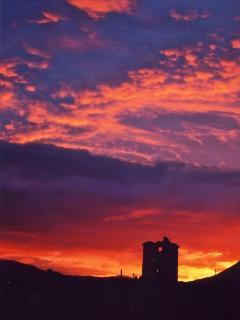 Renvyle Castle at sunrise - 10 minutes drive