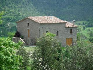 Casa Puigdesala - Farmhouse in Catalonia, Spain, Santa Maria de Merles
