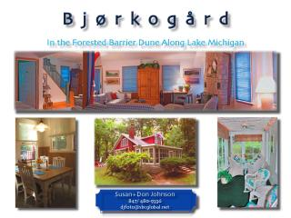 Bjorko - Vacation Home In Southwest Michigan, Sawyer