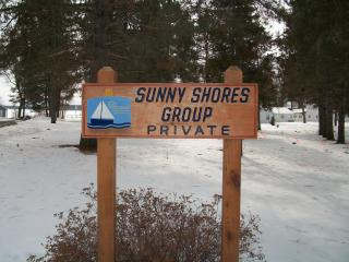 Entry sign