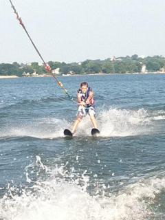 Water Fun on Table Rock Lake