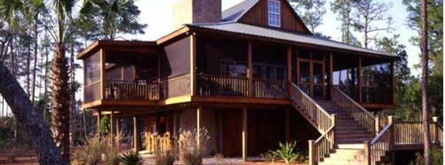 Eagle Lodge - Eagle Island, Georgia House