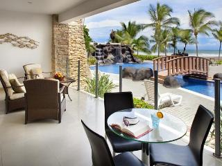 2 bedroom ocean front condo at Diamante del Sol, Jaco