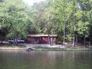 LAKEFRONT CABIN PET FRIENDLY (Smith's Hot Springs, AR.)