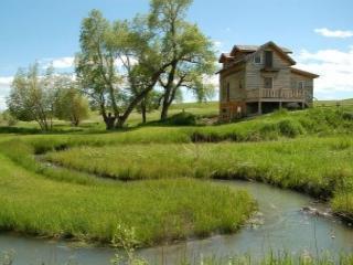 Ten Mile Creek Cabin, Big Timber