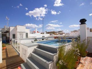 Teodosio Terrace | Superior duplex with pool, Sevilla