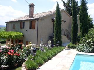 Villa Colle San Gallo, Ancona