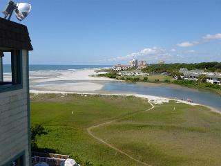 Cheap Sands Beach Club Vacation Home with a Marsh View and Balcony - Myrtle Beach SC