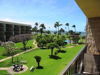 Maui Sunset 408A ~ 2 Bedroom 2 Bath Ocean View, Perfect for Families, Kihei