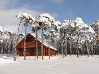 Hill of Maunderlea Lodges, Huntly