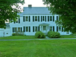 Hist. Lake Bomoseen Home,22+Acres, Pvt Waterfront