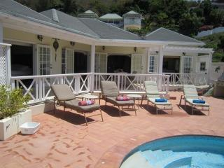 Hargate Hill at Galleon Beach, English Harbour, Antigua - Ocean View, Walk To Beach, Pool
