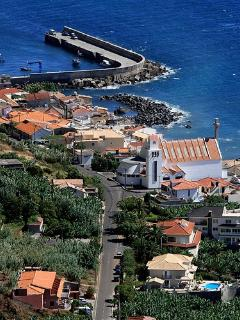 One of the flattest easiest villages to walk around in Madeira