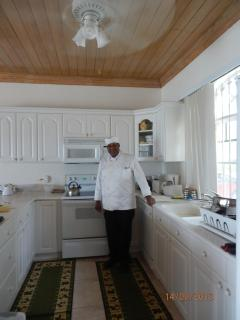 Hire a Private Chef for the week!