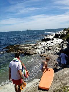 Swim, snorkel, boogie board
