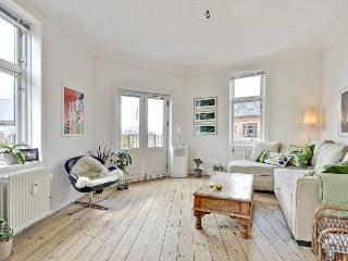 Copenhagen apartment at Noerrebro