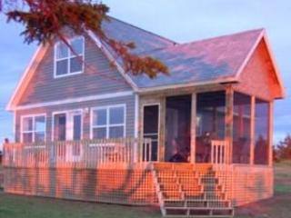 2 story executive cottage - PEI famous north shore