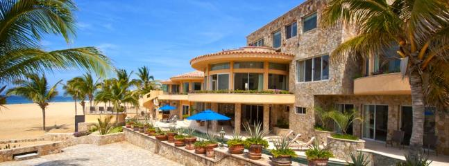 Villa Marcella, 10,000 SqFt Beachfront Mansion, Cabo San Lucas